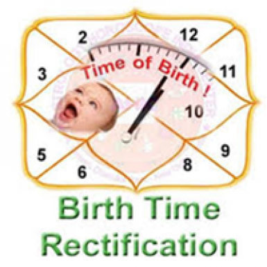 Astrologer Birth Rectification