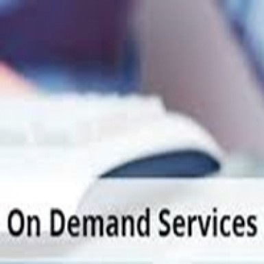 On Demand Services